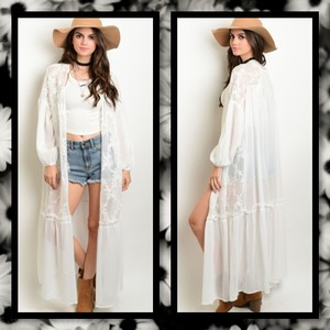 Boho Duster Free People Cardigan
