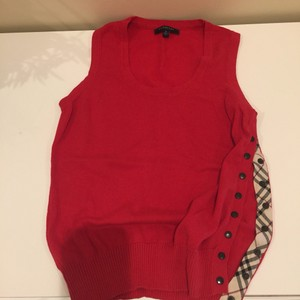 Burberry Top Red