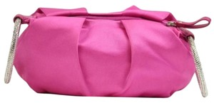 Kate Spade Fuschia Jewel Crystal Pink Clutch