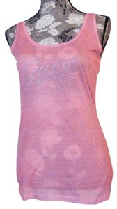 Guess Size Large Top Pink