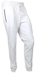 Gucci Men's Sweat Men's Sweat Sweat Athletic Pants White