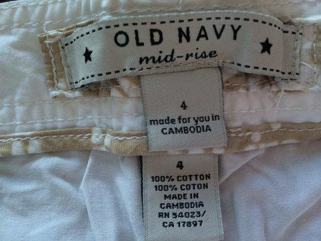 Old Navy Cuffed Shorts