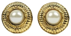Chanel Clip On Earrings CCTY64
