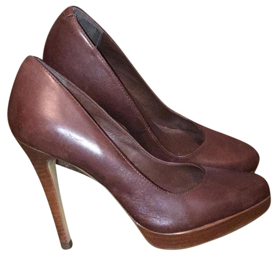 0501f8f29f0 ALDO Brown Pumps Size US 6 Regular (M
