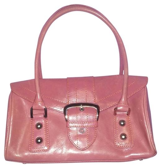 Preload https://item1.tradesy.com/images/nordstrom-leather-baguette-pink-and-organge-1712955-0-3.jpg?width=440&height=440