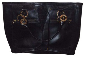 Donald J. Pliner Tote in Black