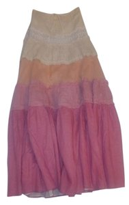 Chloé Formal Full Length Casual Flowy Evening Maxi Skirt Moltie