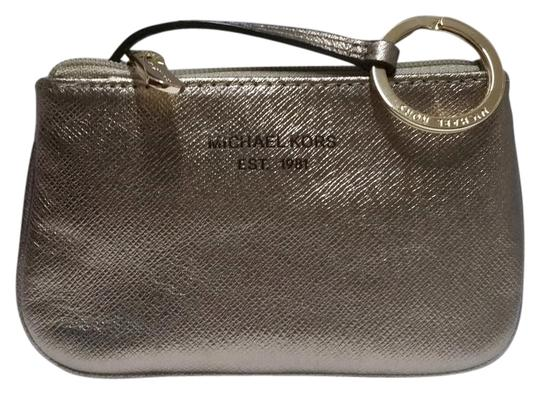 67a4789b9190 Michael Kors NWT Michael Kors Saffiano Leather Skinny Coin Puse Wallet:  Small Purse with Keychain ...