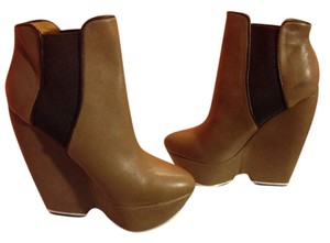L.A.M.B. BROWN Boots
