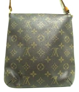 Louis Vuitton Classic Flap Classic Flap Tango Salsa Shoulder Bag