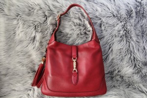 Gucci Jackie New Jackie Medium Hobo Bag