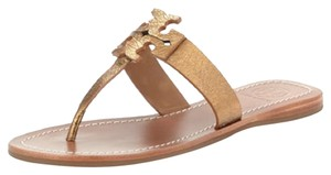 Tory Burch Bronze Sandals