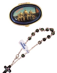 Authentic Murano Rosary Bracelet