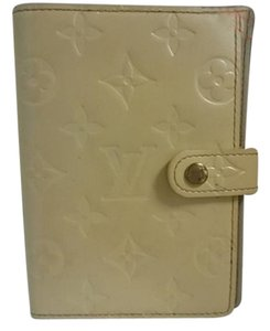 Louis Vuitton Vernis Patent LEather Agenda 205121