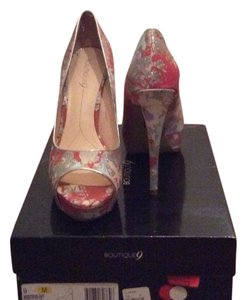 Boutique 9 Pink- Pumps
