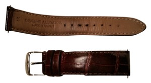 Michele Michele watch band 18 mm genuine alligator