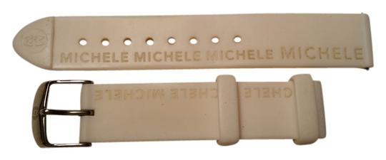 Preload https://item3.tradesy.com/images/michele-white-watch-band-18-mm-silicone-rubber-1713497-0-0.jpg?width=440&height=440