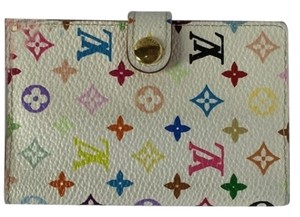 Louis Vuitton Multicolor Card Case 205266