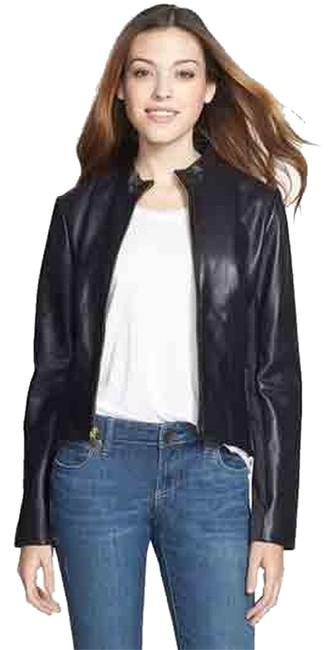 Preload https://img-static.tradesy.com/item/1713521/tahari-black-valerian-suade-leather-jacket-size-16-xl-plus-0x-0-0-650-650.jpg