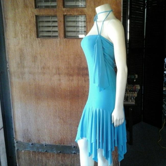 Frederick's of Hollywood Spaghetti Straps Size M Tube Cocktail Dress