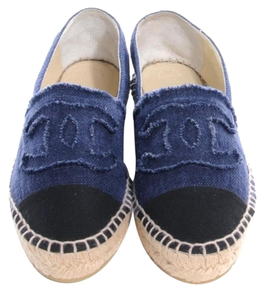 Chanel Espadrilles On Sale Up To 70 Off At Tradesy Inside Flats Kamelia Beige 39