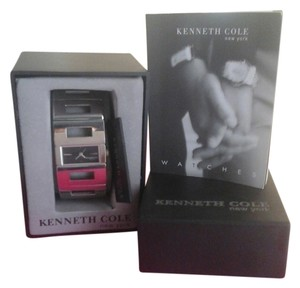 Kenneth Cole NWT and Case Kenneth Cole New York Stainless Steel Watch