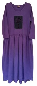 Lavender Maxi Dress by Artworks