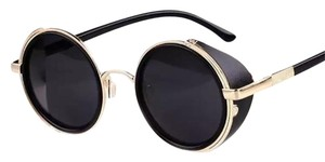 AOFLY Vintage Steam Punk Sunglasses