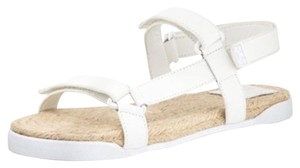 Tory Burch Espadrille Summer White Sandals