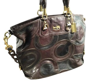 Coach Limited Edition Madison 12961 Cross Body Bag