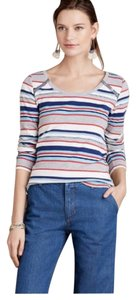 Anthropologie Nwt Striped Top