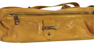 Marc Jacobs Satchel in Mustard Yellow