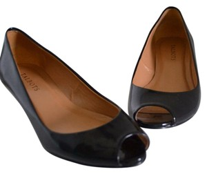 Talbots Blacl Wedges