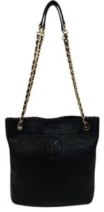 Tory Burch Book Marion Leather Chain Handles Backpack
