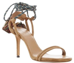 Isabel Marant Brown Sandals