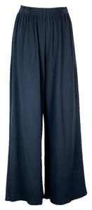 Eskandar Capri/Cropped Pants black