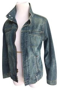 Yanuk Jean Blazer Denim Womens Jean Jacket