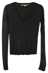 Samantha Treacy V Neck Sweater