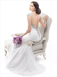 Maggie Sottero Brandy 4ms884 Wedding Dress