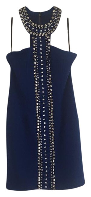 Preload https://img-static.tradesy.com/item/17142121/minuet-petite-royal-blue-with-beading-classic-above-knee-cocktail-dress-size-4-s-0-1-650-650.jpg