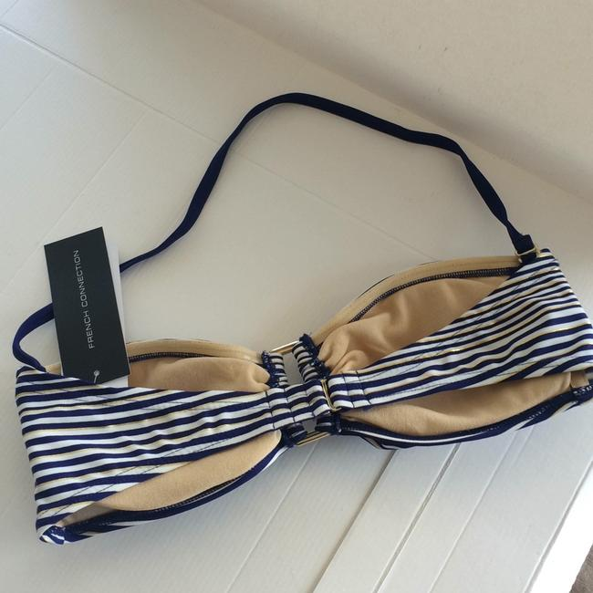 French Connection French Connection Fading Stripe Bandeau Image 4