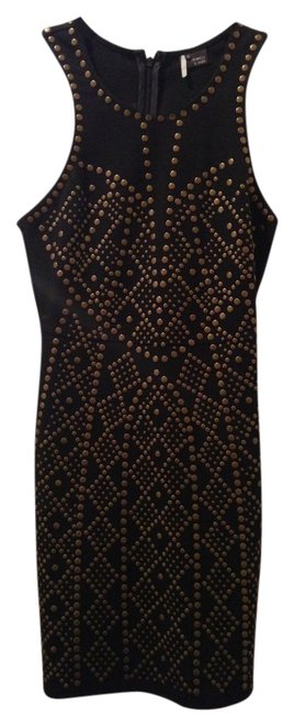 Urban Outfitters Studs Studded Dress