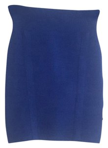 Rock & Republic Mini Skirt Royal blue