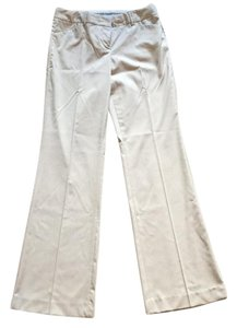 Express Trouser Pants Light tan/khaki