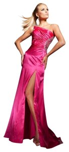 Tony Bowls New Prom 113501 Size 12 Satin Dress