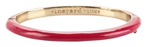 Vineyard Vines VINEYARD VINES Martha's Vineyard Gold & Red Bracelet