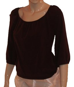 Ann Taylor LOFT Shell 3/4 Length Sleeves Pl Sweater