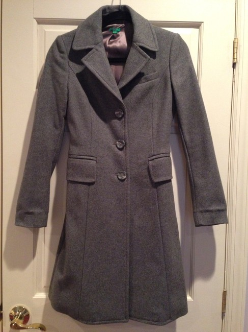 Preload https://item1.tradesy.com/images/united-colors-of-benetton-peacoat-gray-1714540-0-0.jpg?width=400&height=650