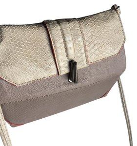 Rachel Roy Vintage Cruelty Free Trendy Cross Body Bag