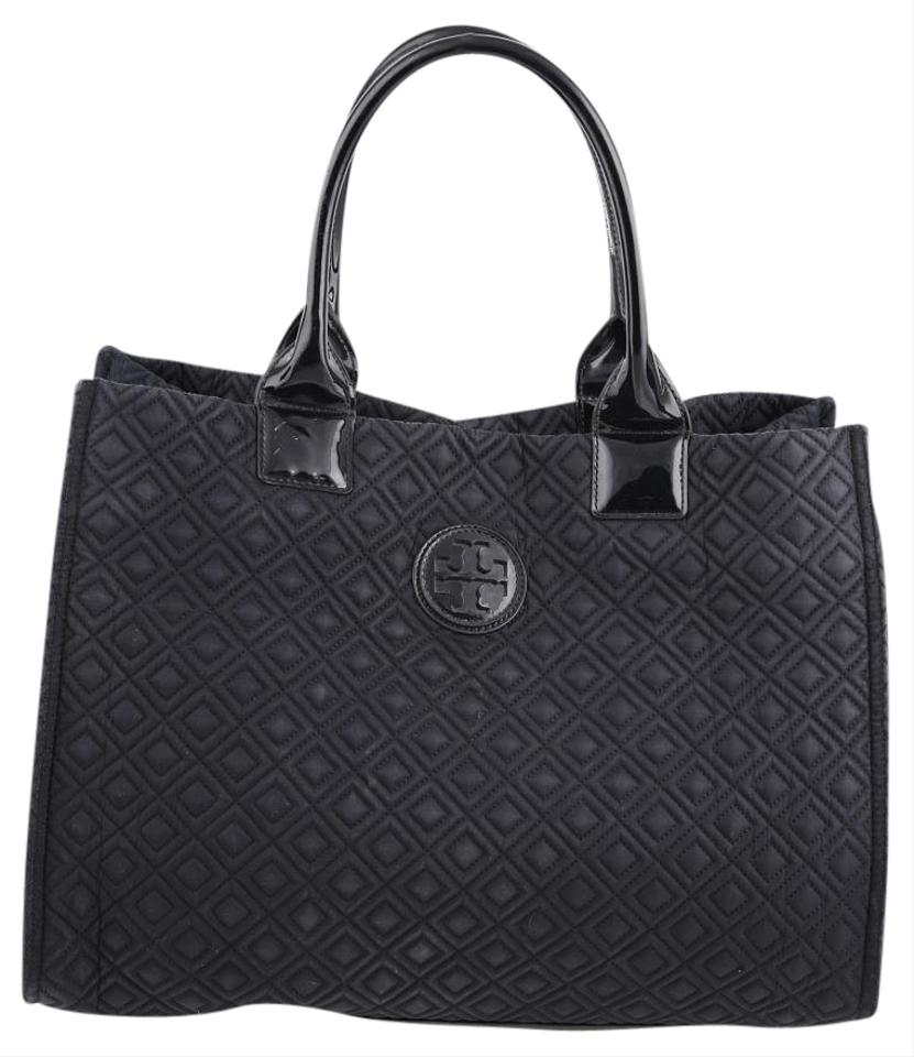 Tory Burch Quilted Tote Hobo Bag